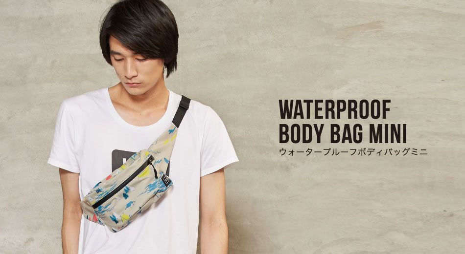 WATERPROOF BODY BAG MINI