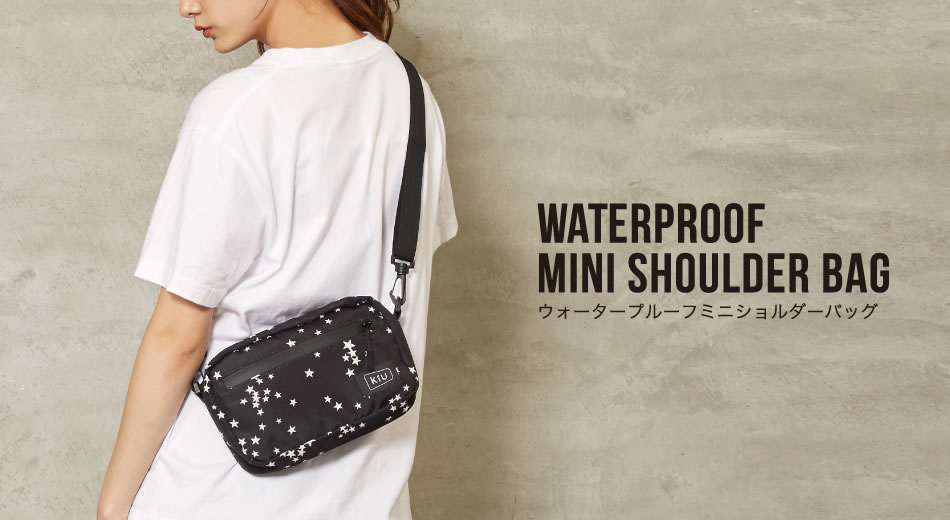 WATERPROOF MINI SHOLDER BAG
