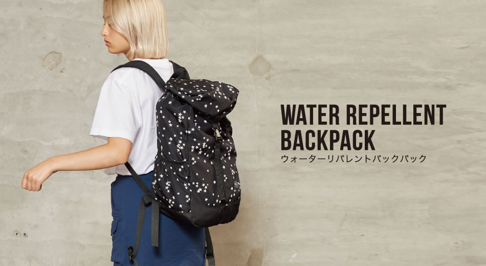 WATERREPELLENT BACKPACK