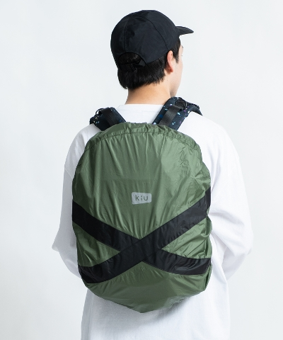 NYLON RIPSTOP 2WAY BACKPACK COVER