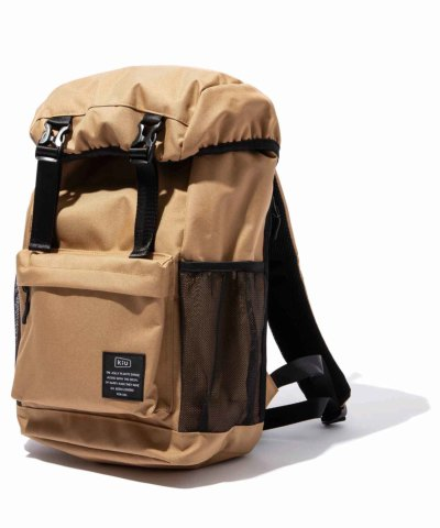 600D FLAP BACKPACK