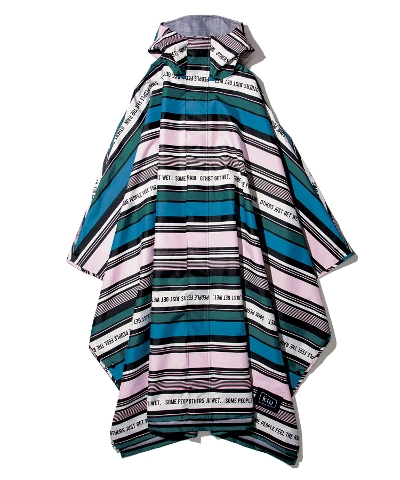 RAIN PONCHO -MIGHTY-
