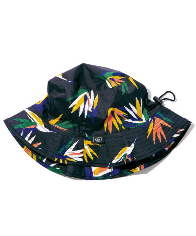 UV&RAIN PACKABLE BUCKET HAT