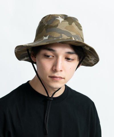 TREKKING HAT STRAP WIRE 3LAYER