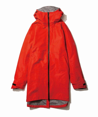 SLICKER RAIN LONG JACKET