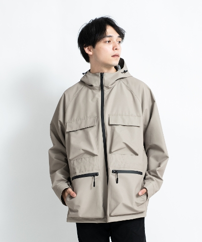 4POCKET FIELD JACKET