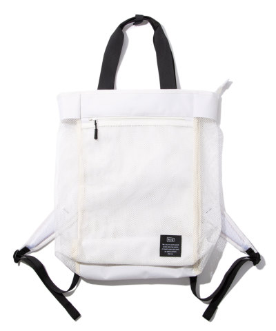 2WAY MESH TOTE BAG