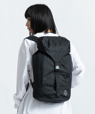 NYLON RIPSTOP PACKABLE BACKPACK